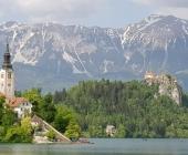 Blejsko jezero in otok