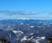 Mariborsko pohorje razgled
