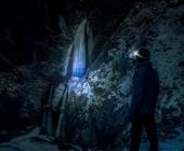 Martuljški slapovi ponoči