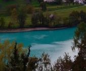Most na Soči - jezero