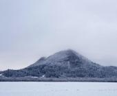 Šmarna gora pozimi