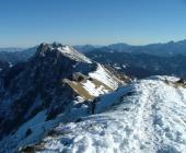 Veliki vrh pozimi