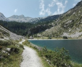 Krnsko jezero - pot