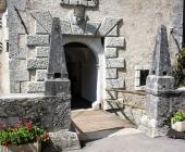 Predjamski grad - vhod