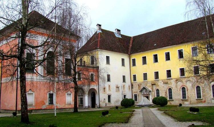 Samostan Stična